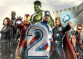 Постер Мстители 2