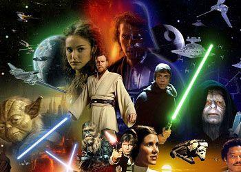 Звездные войны постер