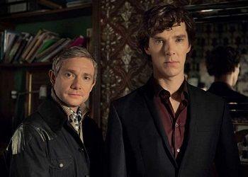 Кадр из Шерлока
