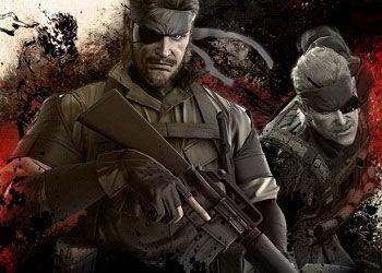 Обложка Metal Gear Solid