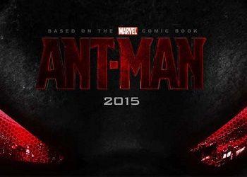 Постер Человека-муравья