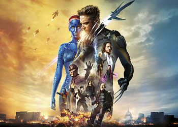 Постер Людей Икс