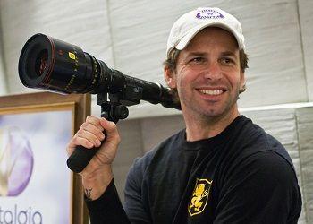зак снайдер с камерой