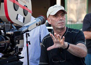 Мартин Кэмпбелл с камерой