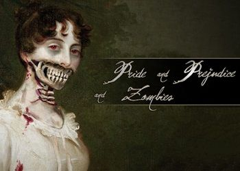 Обложка книги Гордость и предубеждение и зомби