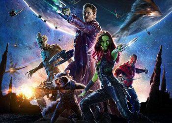 Постер фильма Стражи Галактики