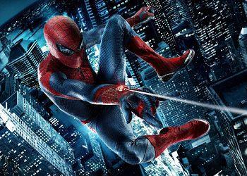 Постер нового человека-паука