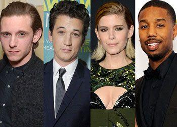 Актёры новой Фантастической четвёрки