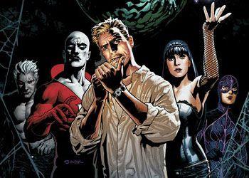 Обложка комикса Тёмная лига справедливости