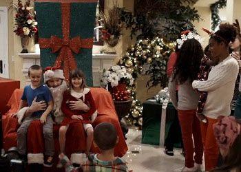 Кадр из фильма Спасти рождество