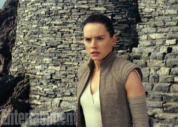 Кадр из Звездных войн последние джедаи