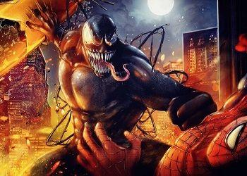 Веном и Человек-паук