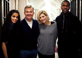 Doctor Who 11 season cast