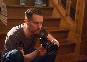 Брайан Сингер с камерой