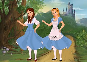 Дороти и Алиса
