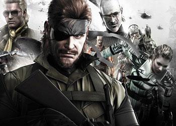 Metal Gear Solid обои