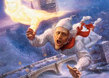 Рождественская история постер