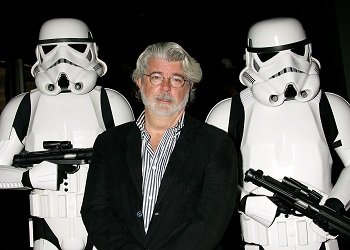 Джордж Лукас star wars