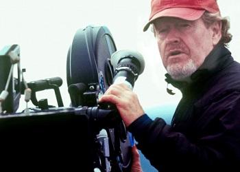 Ридли Скотт с камерой
