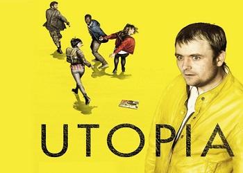Утопия постер