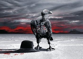 Мир дикого запада постер