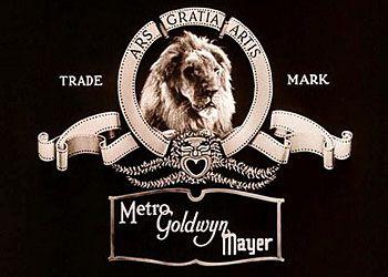Логотип MGM с 1928 года со львом Джеки