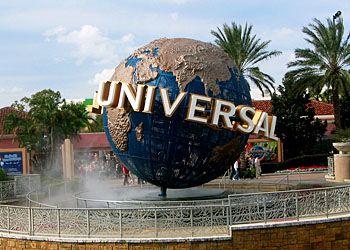 Universal Studios парк в Орландо