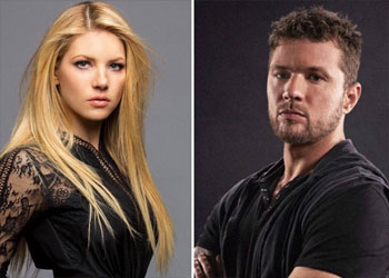 Katheryn Winnick Ryan Phillippe