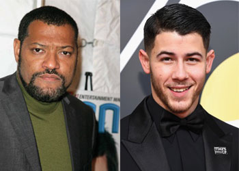 Laurence Fishburne_Nick Jonas