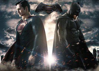 постер фильма Бэтмен против Супермена